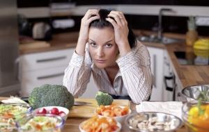 دوری از استرس برای لاغری شکم